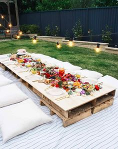 32 Best Garden Party Ideas (With Pictures) You Shouldn't Miss In 2021 | The Mummy Front Backyard Picnic, Backyard Playground, Wedding Backyard, Garden Picnic, Playground Flooring, Fence Garden, Garden Bed, Herb Garden, Garden Wedding