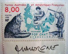 Terres Australes et Antarctiques Françaises - 1999 (André Lavergne)