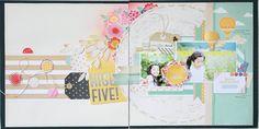 Hi five:Michiko Kato
