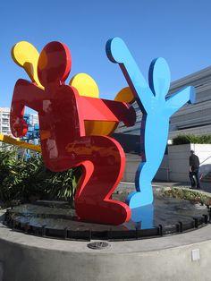 People Icon Sculpture   Flickr: Intercambio de fotos