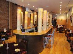 Mesob Interior - Mesob Ethiopian Restaurant - Montclair - New Jersey - Dianne Wenz - Devil Gourmet - www.DevilGourmet.com