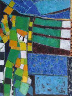 Sylvia Tait - Suite for Squares #15