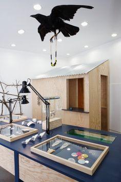 Ostentatoire Interior design by Linda Bergroth