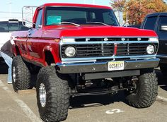 '73 red highboy