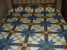 king quilt pattern | Custom Quilts by Marybeth: King-Size Quilts