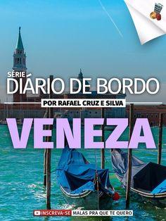 Uma cidade-labirinto, ruas formadas por canais, vistas de tirar o fôlego e um pouco de história pra contar. Se perder em Veneza é mesmo bom demais!