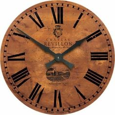cool clock for T?