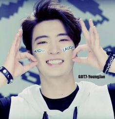 "Youngjae ""LAUGH """
