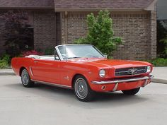 Someday this baby will be mine, and hopefully I will live in sunshine so I can keep the top down always!