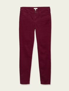 Joie - Nailah Pants  #joiefallfashion - is that a deep reddish brown?