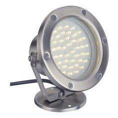 NAUTILUS LED STAINLESS, warmweisse LED / LED24-LED Shop