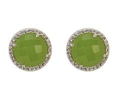 My Birthstone round-up for WellRoundedNY. Push Presents: Birthstones August: Peridot by Susan Hanover