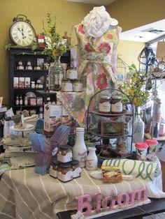Spring Table-Cuba City Spring Garden, Cuba, Display, Shop, Table, Furniture, Home Decor, Floor Space, Decoration Home