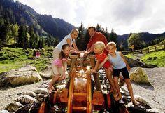Familienurlaub im Familienhotel Egger in Saalbach-Hinterglemm: www.hotel-egger.at