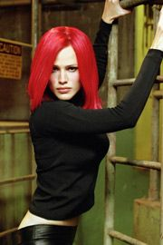 "Sydney Bristow from ""Alias"" -- miss this show!!! Might need to break out the DVDs soon!"