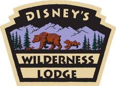 Information and map of Disney's Wilderness Lodge