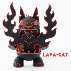 lava cat by joe ledbetter