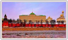 Kremlin Sarayı | (Moskova - Rusya) - Forum Gerçek