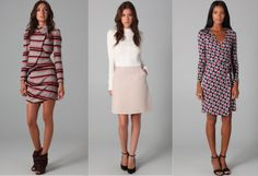 Beautiful pieces. Would you wear any of these looks?