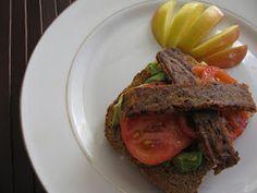 The Ordinary Vegetarian: Amazing Homemade Vegan Bacon, easy! soy-free! gluten-free! freezer friendly!