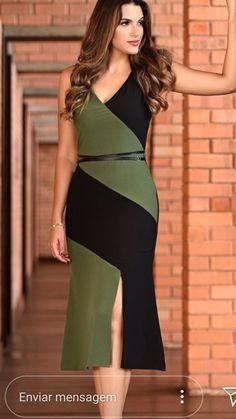 Best 12 Dress in two colors – SkillOfKing. New Look Dresses, Best Prom Dresses, Elegant Dresses, Day Dresses, Dress Outfits, Nice Dresses, Casual Dresses, Dresses For Work, Short Dresses