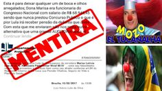 ClickVerdade - Jornal Missão: Marisa Letícia nunca foi servidora do Congresso ne...