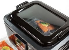 New -- Andrew James Black Premium Sous Vide Water Bath Oven + Slow Cooker