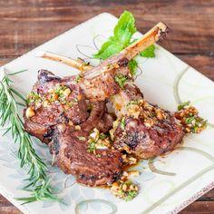 Herb and Garlic Lamb Chop Pops | Recipe | Lamb Chops, Lamb and Herbs