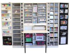 The Workbox 2.0 is your ideal dream storage solution, whether for crafter, hobbyist, or as a home office.
