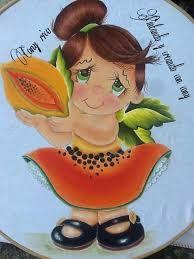 Resultado de imagen para imagenes para imprimir de niñas en color pintura textil