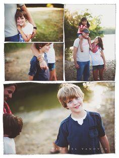 The Holloway Family - Indianapolis Family Photographer · Rachel Vanoven