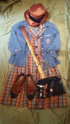 Perfect transitional into Fall combo.