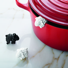 Lift-off and keep your boiling pots from boiling over with our Lid Lifters!