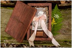Wooden Proof Box