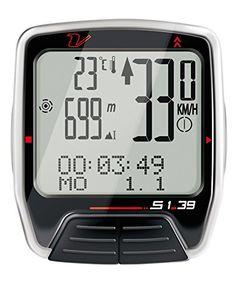 Velomann S139 - Cuentakilómetros para bicicleta