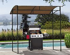 Canopy For Barbeque Walmart 8 X 5 Bbq Grill Canopy