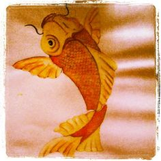 Koi fish by me