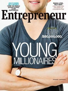 Entrepreneur magazine is the trusted source for growing your business and offers surefire strategies for success. Whether you are just thinking of starting a business, have taken the first steps, or already own a business, Entrepreneur offers the best advice on running your own company Home Based Business, Online Business, Business Ideas, Business Inspiration, Business Quotes, Growing Your Business, Starting A Business, Successful Business, Entrepreneur Magazine