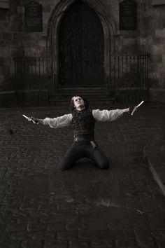 Johnny Depp in Sweeney Todd The Demon Bar