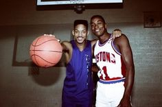 Fresh Prince and the Pistons