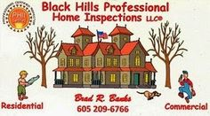 Black Hills Professional Home Inspections LLC - Google+