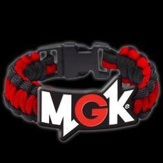 MGK Paracord Bracelet