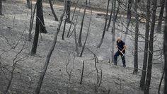 El incendio de Òdena afecta ya a 1.235 hectáreas y el fuego sigue sin ser controlado