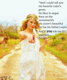 Taylor Swift- awesome song