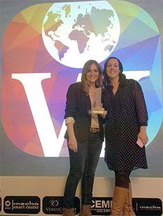 Premio Wloggers One 2015 al Mejor Blog de Mamás