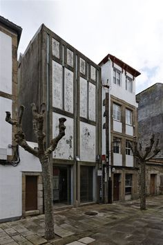 Museo de Arte Sacra | Manuel Gallego | A Coruña (1985) | Foto: Adrián Capelo
