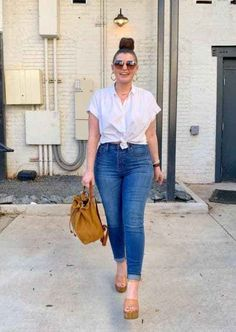 Simple Summer Outfits, Casual Fall Outfits, Outfit Winter, Big Girl Fashion, Curvy Fashion, 70s Fashion, Curvy Girl Outfits, Plus Size Outfits, Spring Outfits Curvy Women
