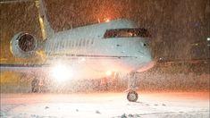 Snowy Planespotting | Aviation Music Video | Zurich Airport 2021