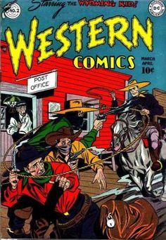 Vintage Western Comics | Western Comics via | buy 1