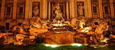 Trevi Fountain, Rome by travel2italy.com